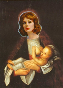 Maria-mit-Kind