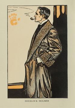 Sir Arthur Conan Doyle – zum 80. Todestag