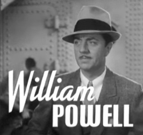 Krimi gefällig? William Powell als Philo Vance