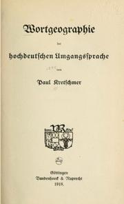 Buchstäbliche Vielfalt – Wörter aus deutschen Landen