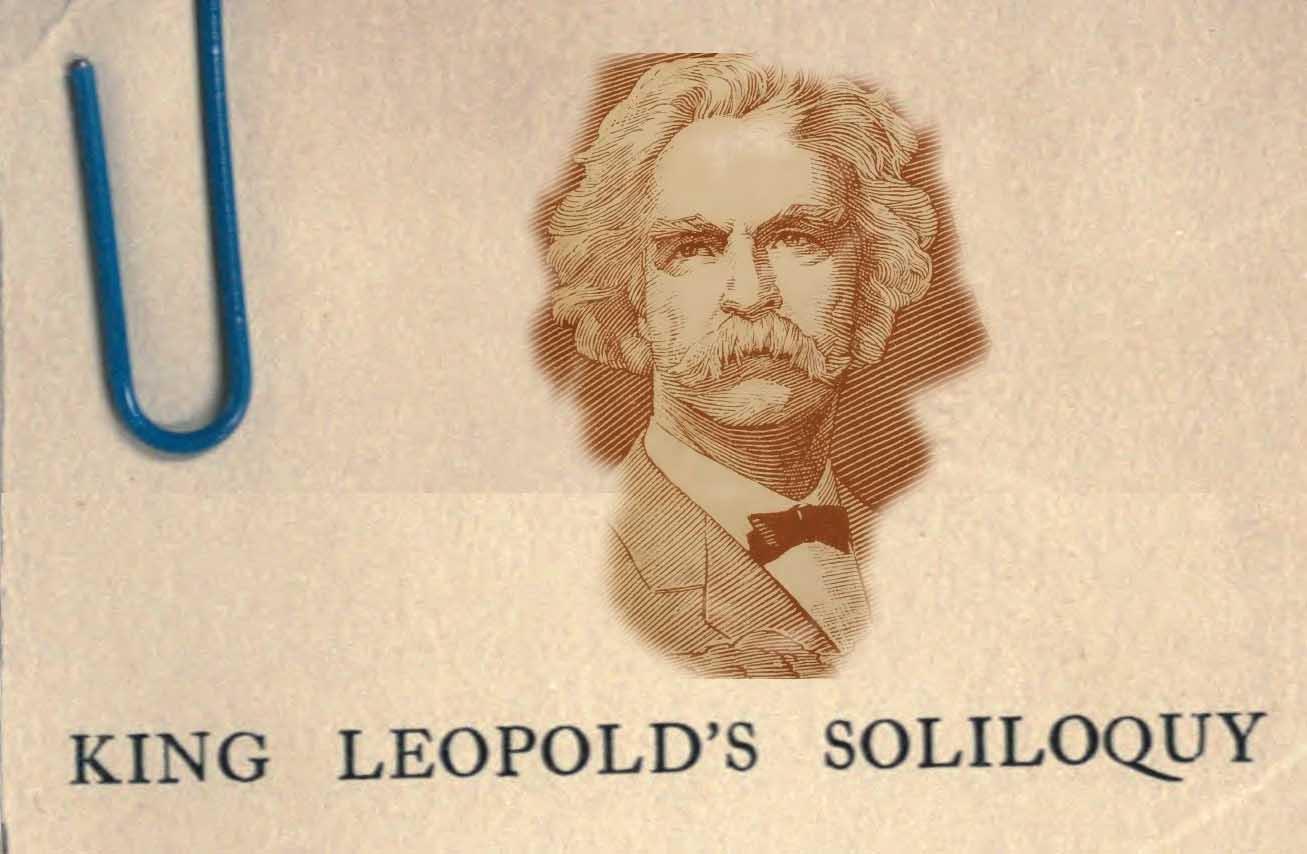 Mark Twain, Kolonialgräuel & IslamischerStaat